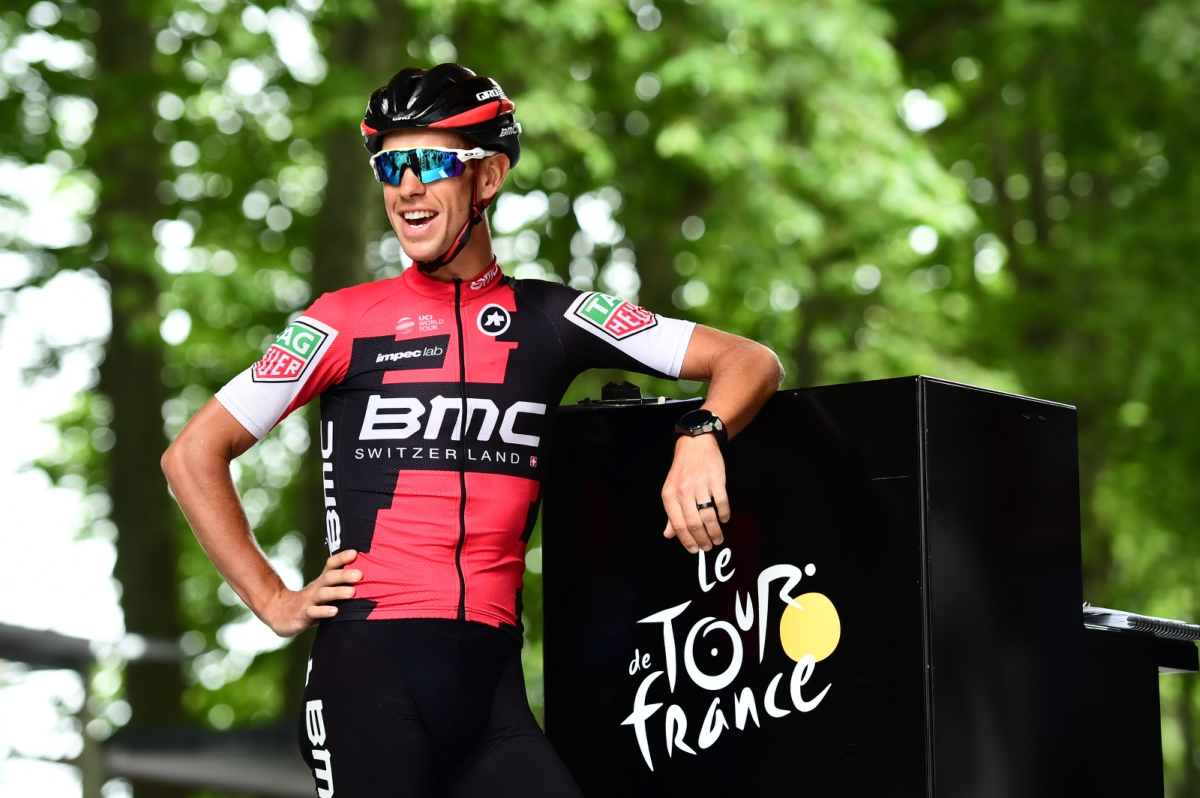 Richie Porte gana su etapa predilecta pero Impey manda en la general