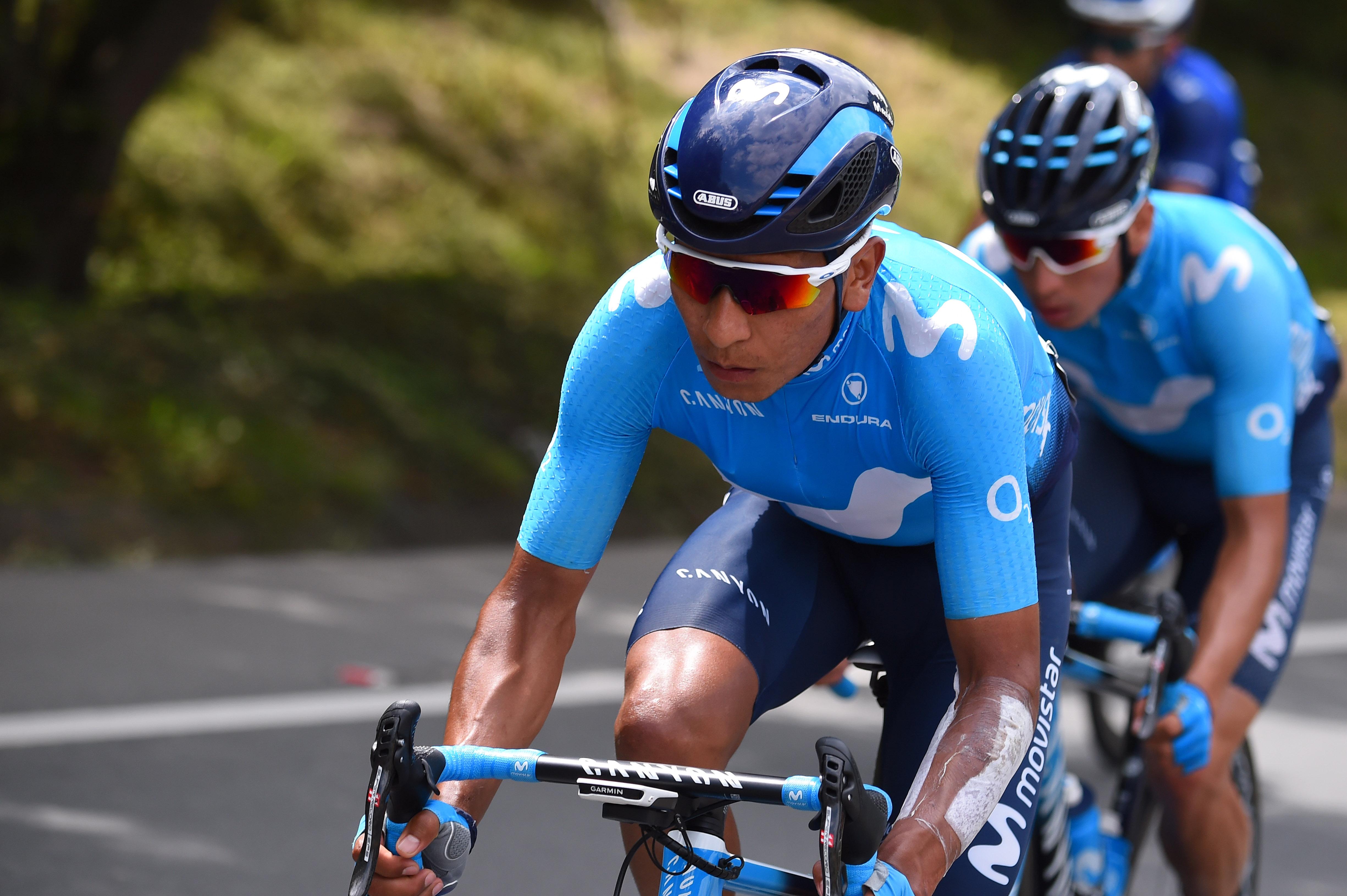 Nairo Quintana  afronta la temporada con el Tour como máximo objetivo.