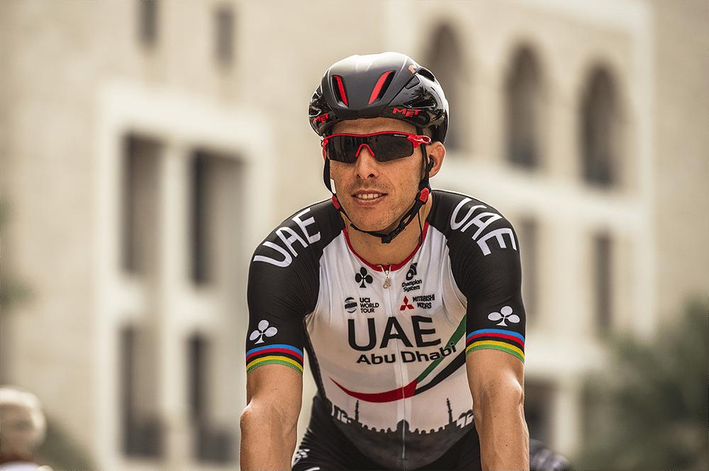 El portugués Rui Costa fue el último ganador de la genera del Tour de Abu Dhabi.