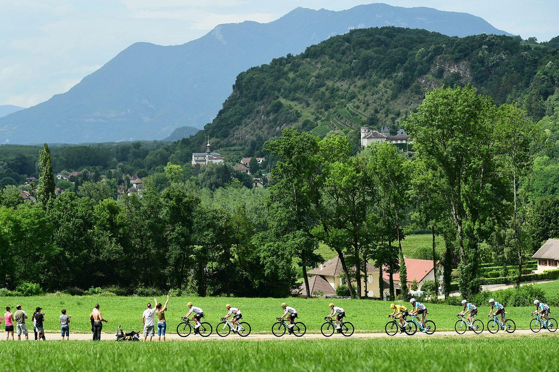 Tour de Francia 2018, vuelta por etapas tres semanas UCI World Tour