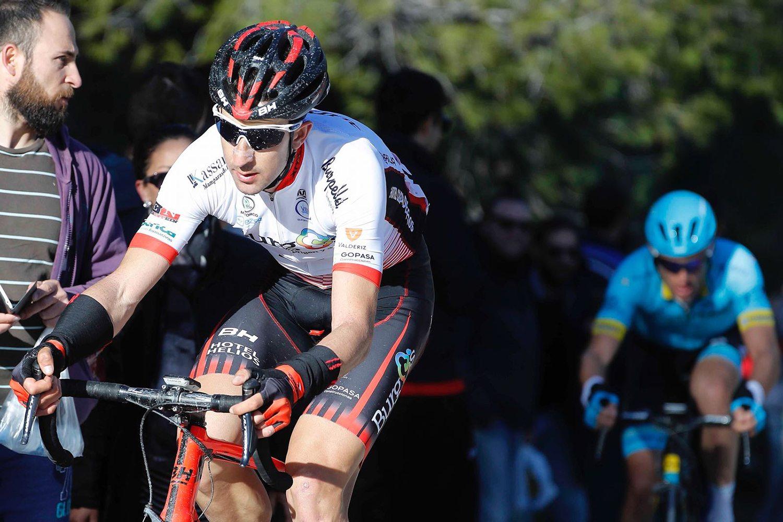 """Diego Rubio: """"Si todo va normal, tendré opciones de ir a La Vuelta"""""""