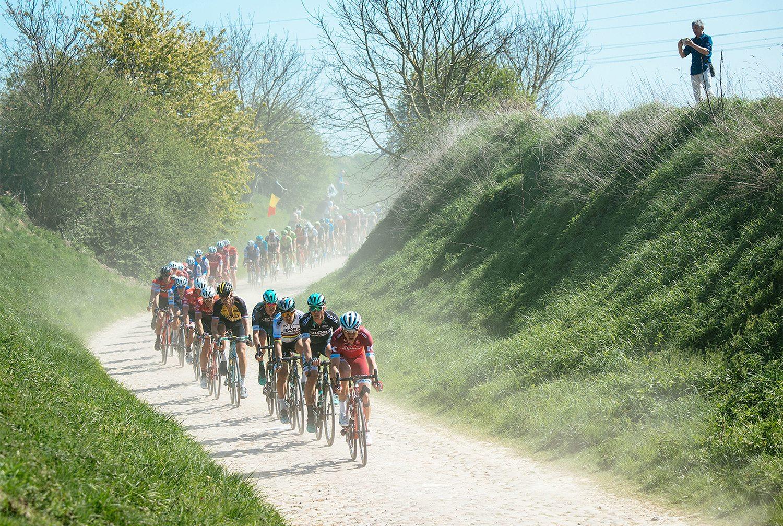 La París Roubaix es una de las clásicas de pavés más exigentes del calendario World Tour (Foto: ASO-Gruber Images).