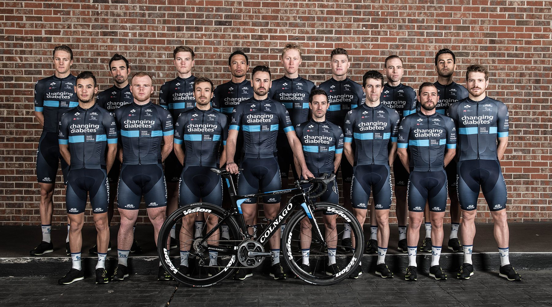 Team Novo Nordisk