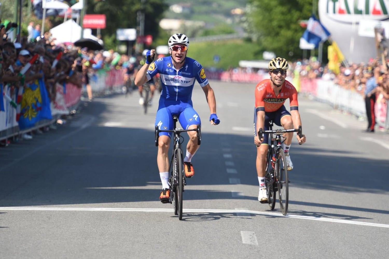 Elia Viviani Campeón Nacional de Italia en Ciclismo en Ruta