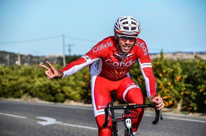 Christophe Laporte renueva con Cofidis hasta 2021