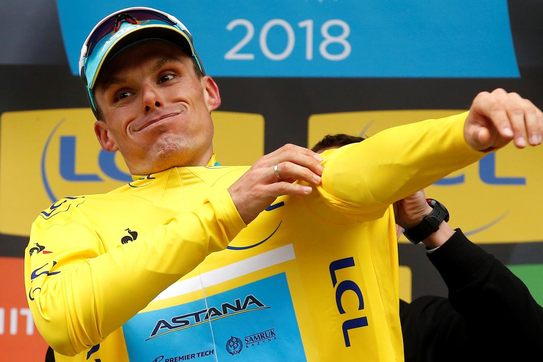 Luis León Sánchez correrá su octavo Tour de Francia. (Foto: EFE).