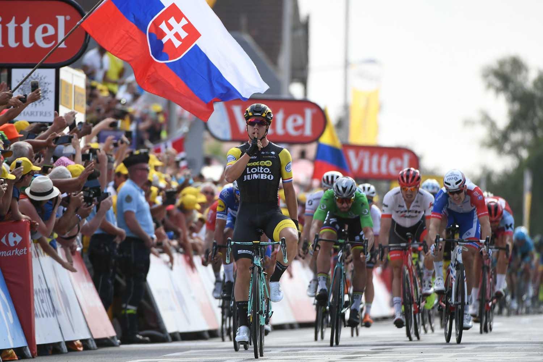 El LottoNL Jumbo con Roglic y Groenewegen buscará dar un paso adelante el año 2019