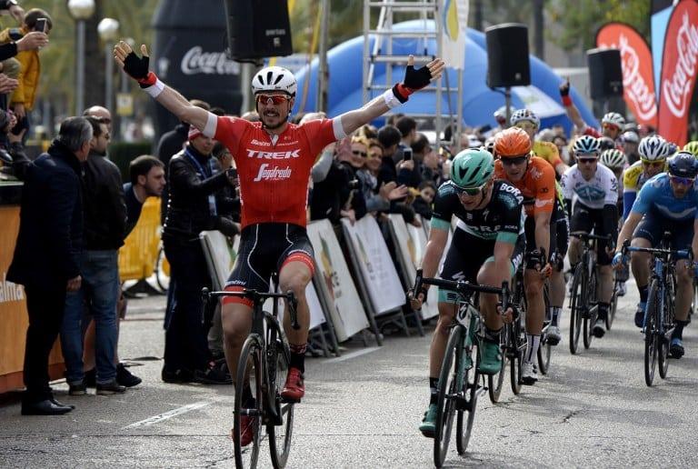 El alemán John Degenkolb arrancó el año con un doblete en el Challenge de Mallorca (Foto: Vuelta a Mallorca).