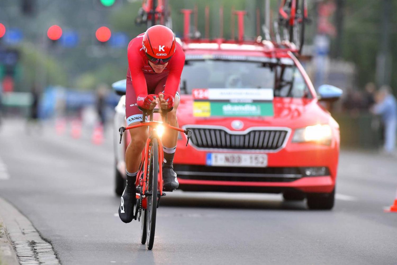 El Burgos BH ha decidido separar los caminos con el rusoMatvey Mamykin tras no recuperarse de su lesión según ha podido saber La Guía del Ciclismo.