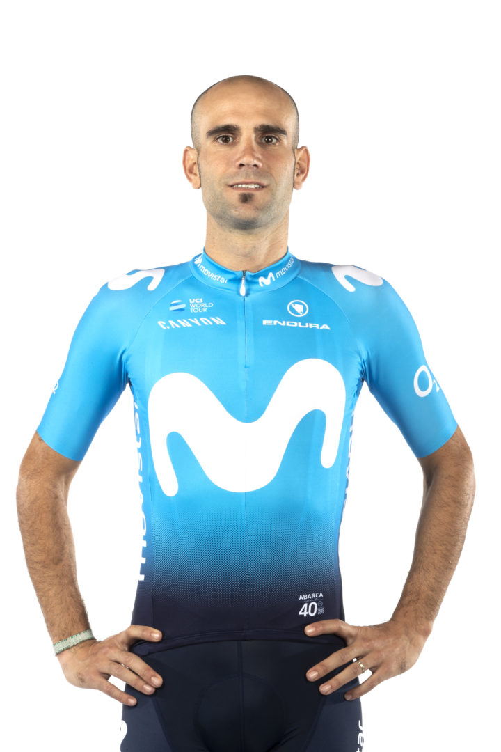 Lluís Mas Movistar Team 2019