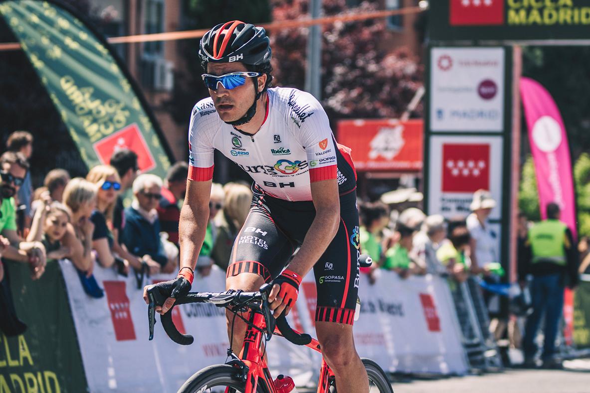 "Jorge Cubero: ""Correré la Vuelta a España. Un sueño cumplido"""