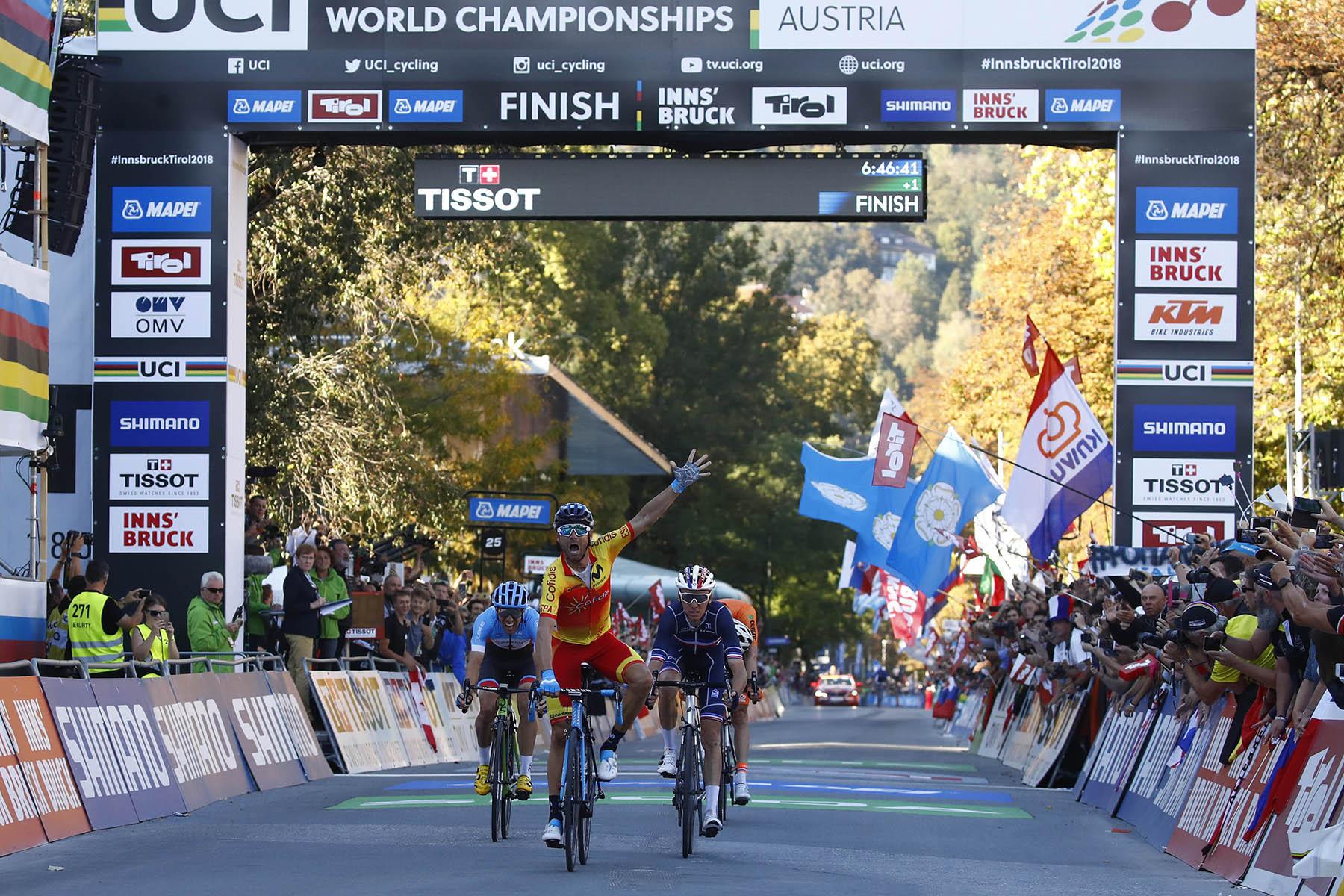 Mundial de Ciclismo en ruta