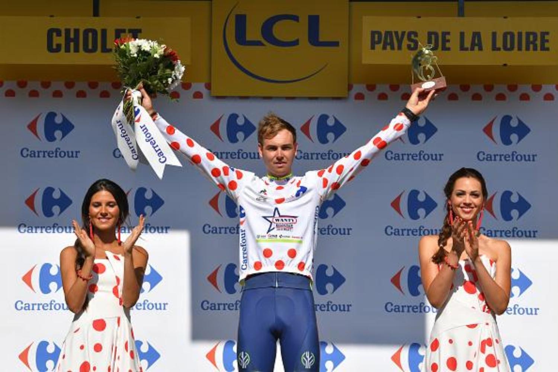 Dion Smith en el pasado Tour de Francia (Foto: Getty Images).