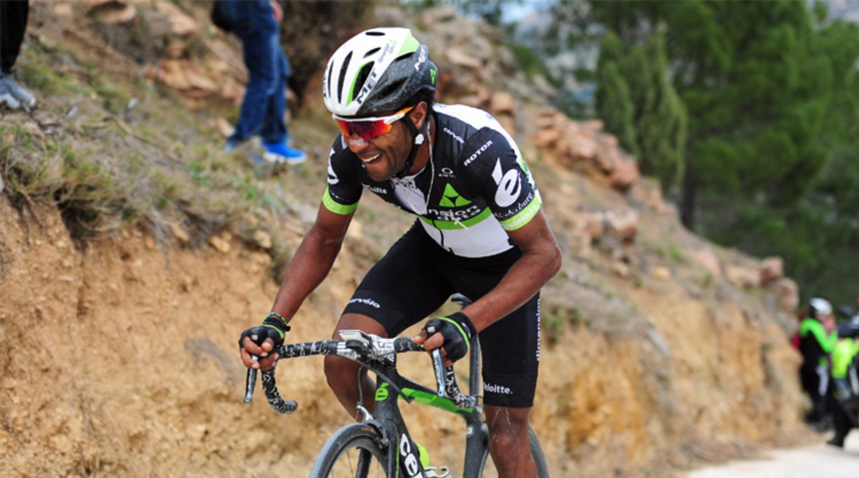 Kudus durante la Vuelta a España (Foto: Stiehl Photography).