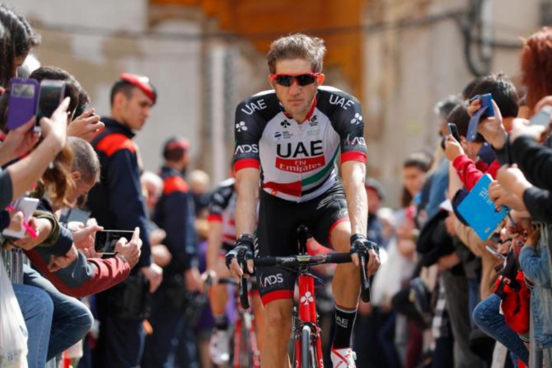 El polaco deja la bicicleta tras el Tour de Turquía (Foto: Bettini Photo).