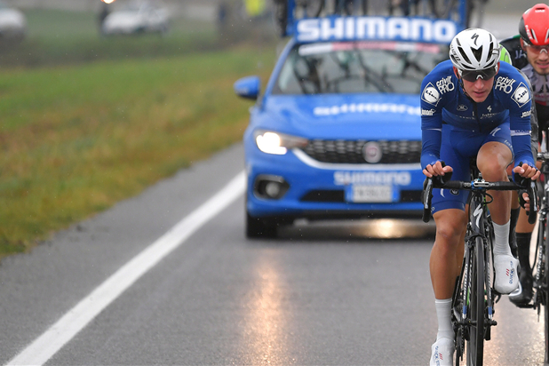 El danés Mikkel Honoré formará parte del primer equipo del Quick-Step desde enero de 2019 (Foto: Quick-Step).