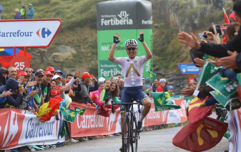 El austriaco volverá a competir en la máxima categoría del ciclismo.