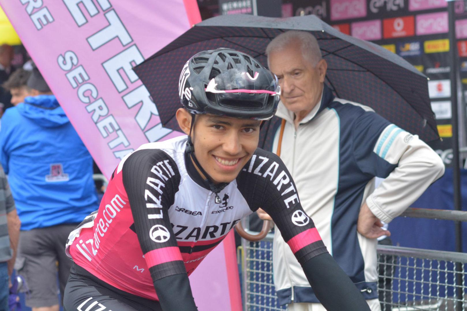 Nicolás Saenz, corredor del Lizarte, es el sexto fichaje del Manzana Postobón para 2019.