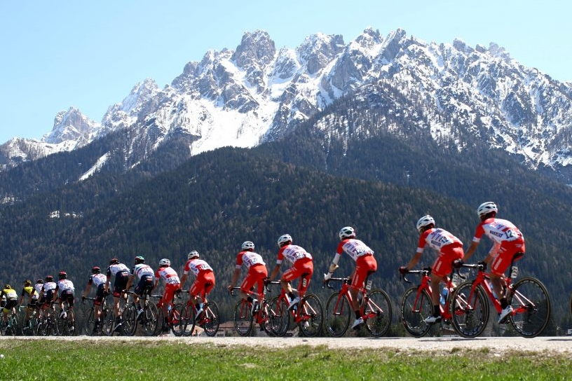 Tour de los Alpes 2019
