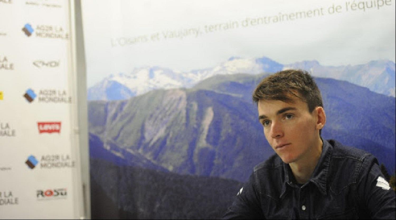 Bardet participará en su séptimo Tour de Francia (Foto: AG2R).