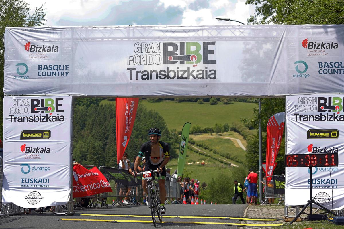 Gran Fondo BIBE Transbizkaia