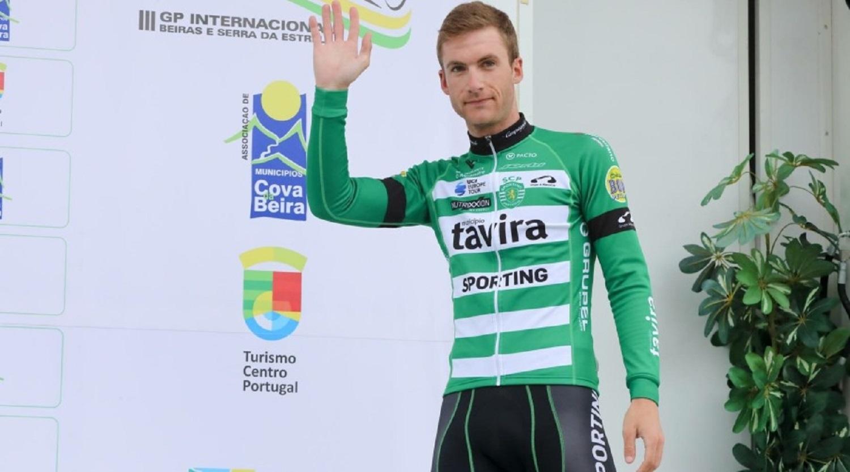 El cántabro debutará en la segunda categoría del ciclismo.