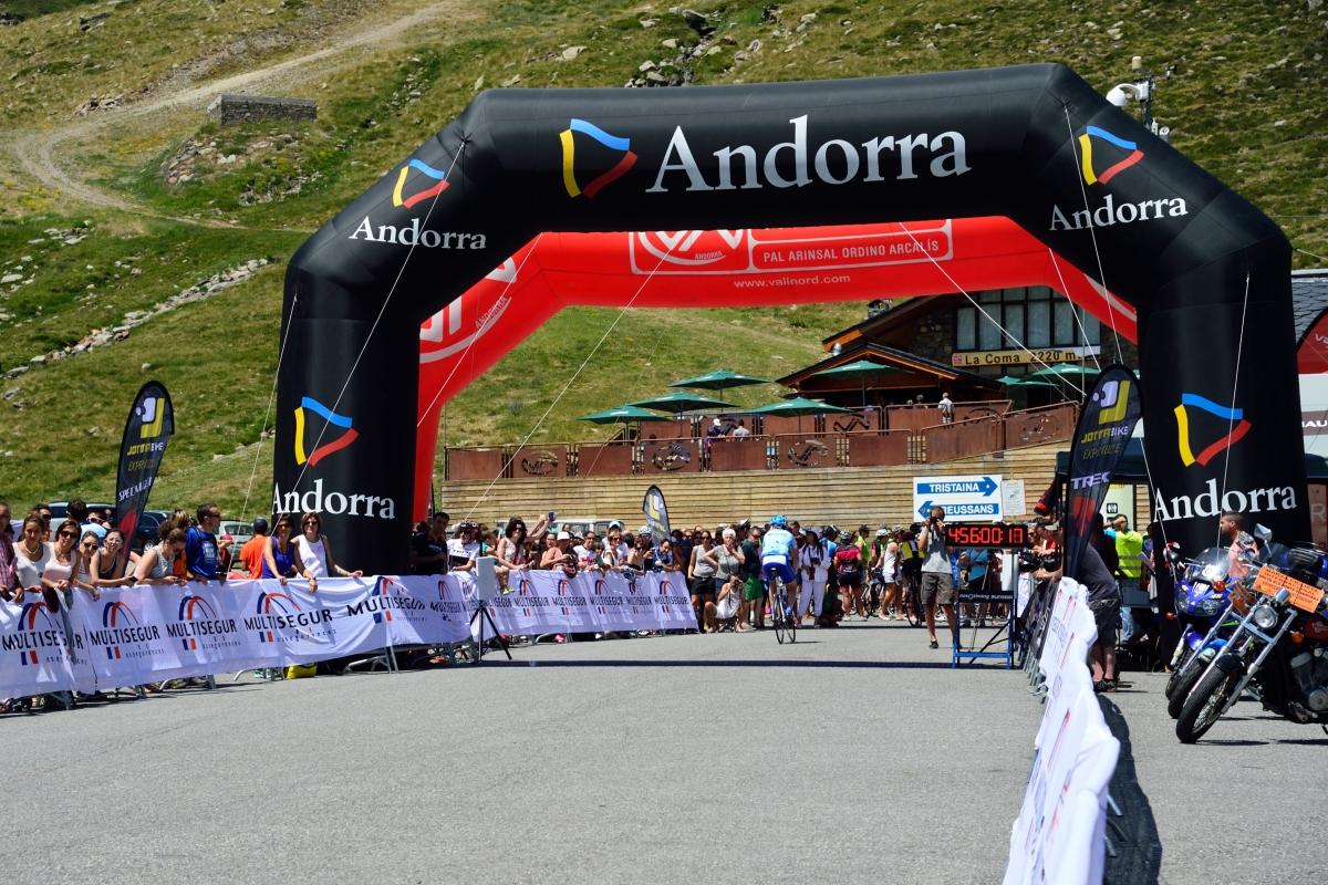 Volta als Ports de Andorra