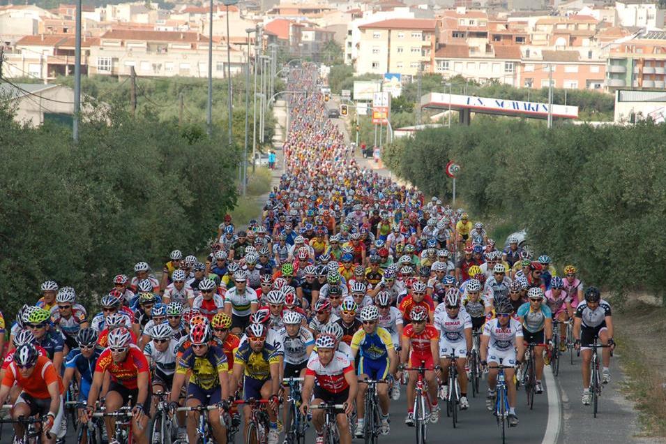 Marcha Sierra de Moratalla