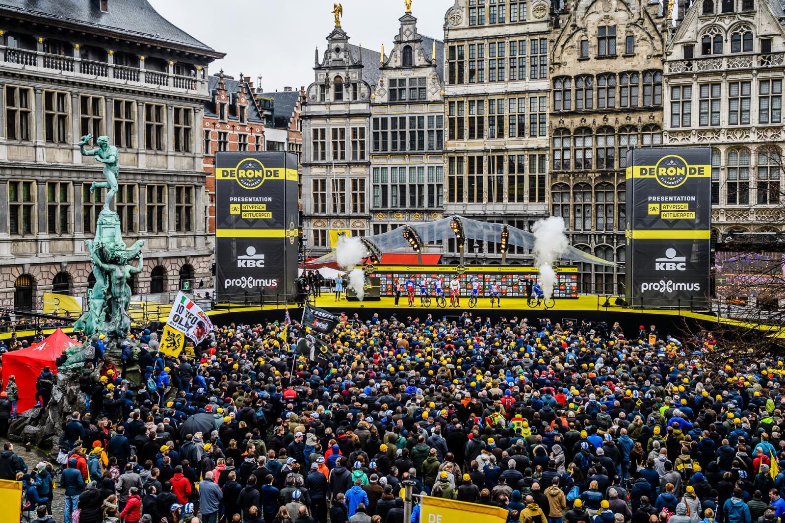 Tour de Flandes 2019
