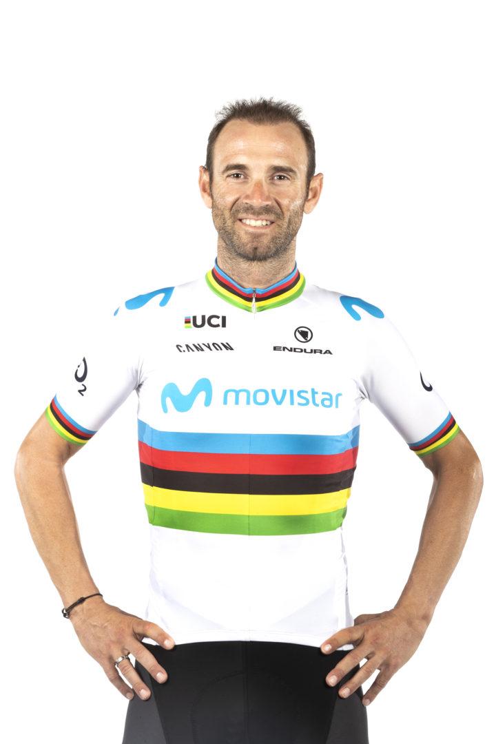 Alejandro Valverde Movistar Team 2019