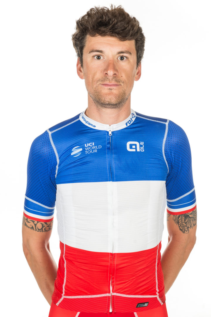Anthony Roux Groupama FDJ 2019