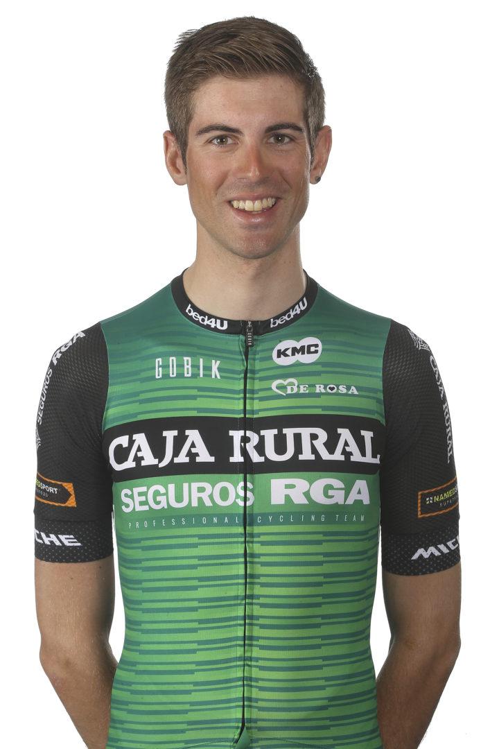 Cristian Rodríguez Caja Rural-Seguros RGA 2019