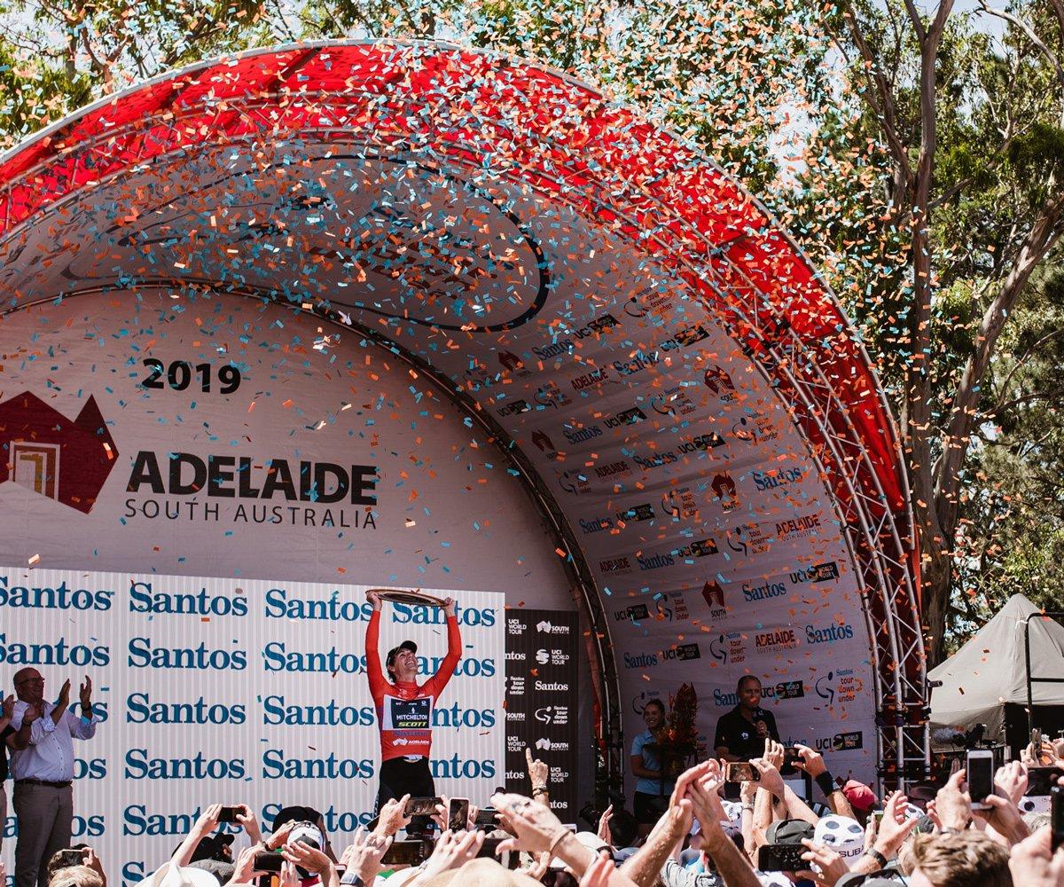 Impey revalidó por segundo año consecutivo el Tour Down Under en una etapa final donde Porte, por sexta vez, se hizo con la victoria de etapa.