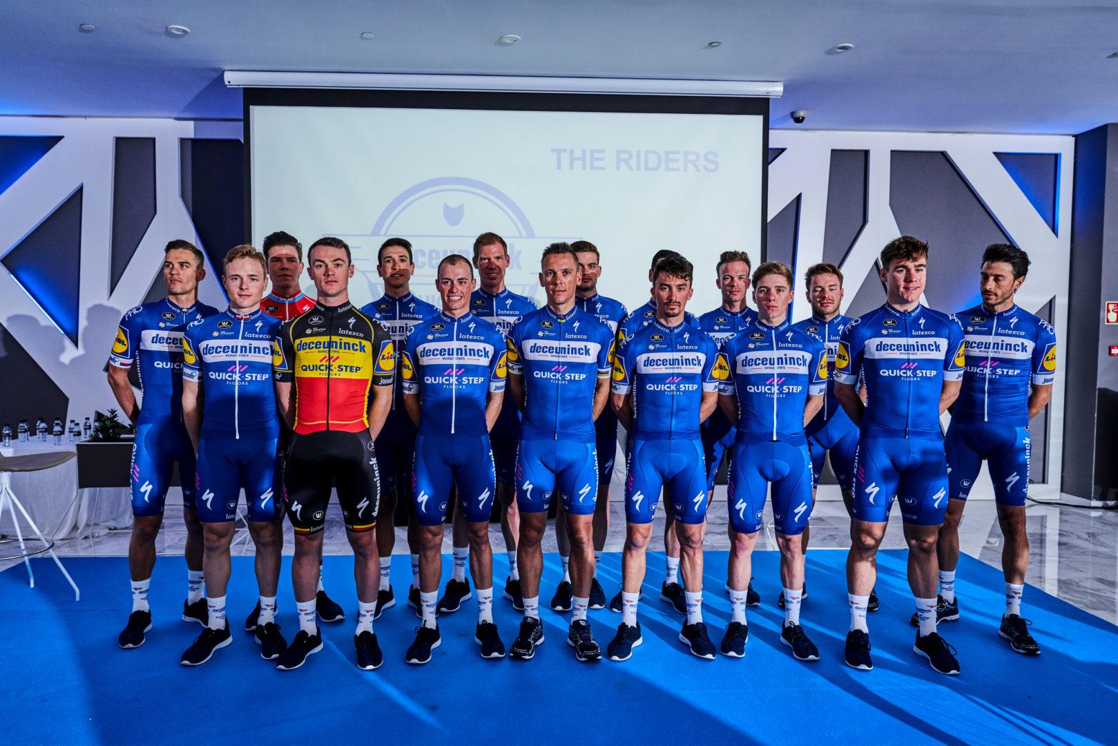 Enric Mas irá al Tour de Francia y Gilbert será el líder en las clásicas de primavera