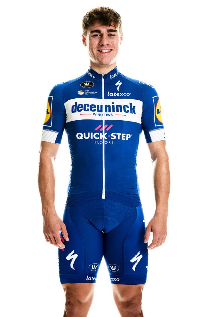 Fabio Jakobsen Deceuninck - Quick Step 2019.