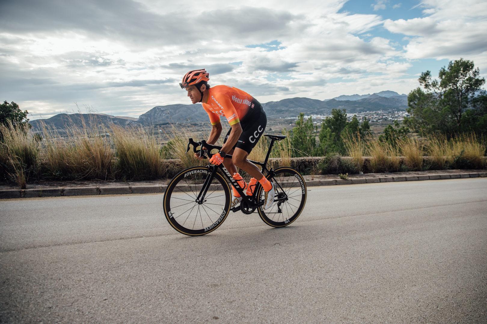 Greg Van Avermaet ciclista del CCC Team 2019
