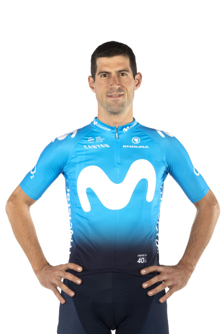 Imanol Erviti Movistar Team 2019