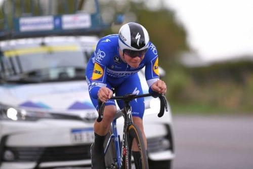 Remco Evenepoel, Deceuninck - Quick-Step