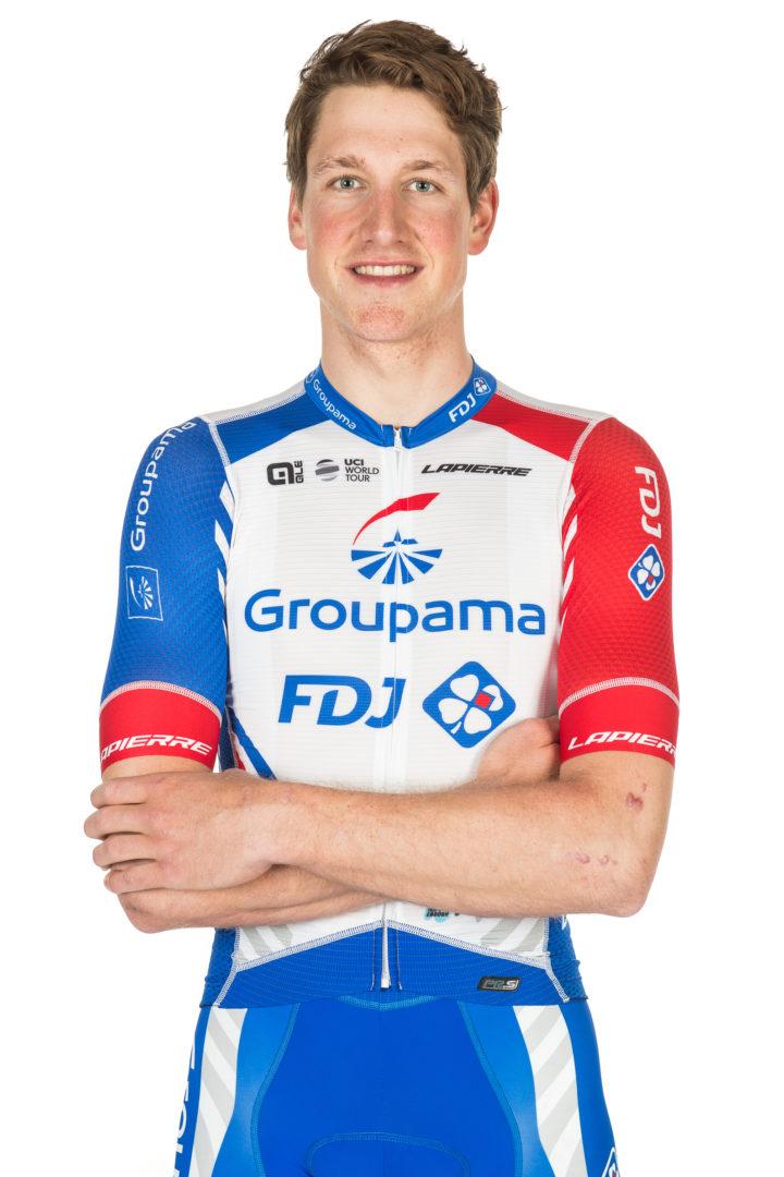 Stefan Kung Groupama FDJ 2019