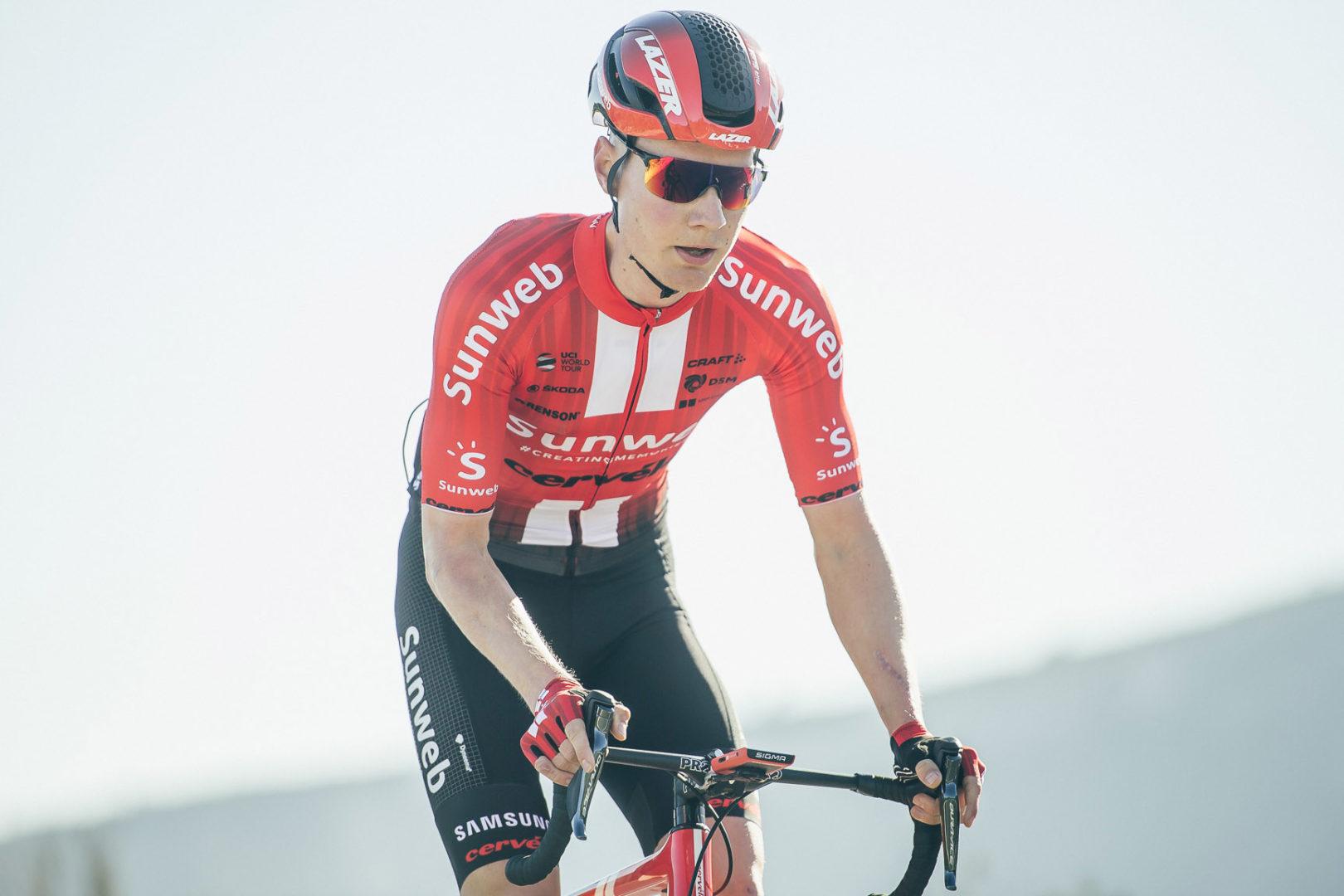 Kelderman se rompe la clavícula y es seria duda para el Giro de Italia
