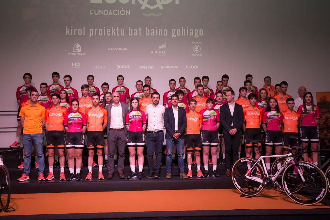 La Fundación Euskadi arranca 2019 comprometida con lo social y deportivo