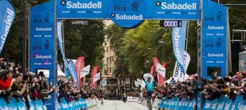 Vuelta Ciclista a la Región de Murcia 2019