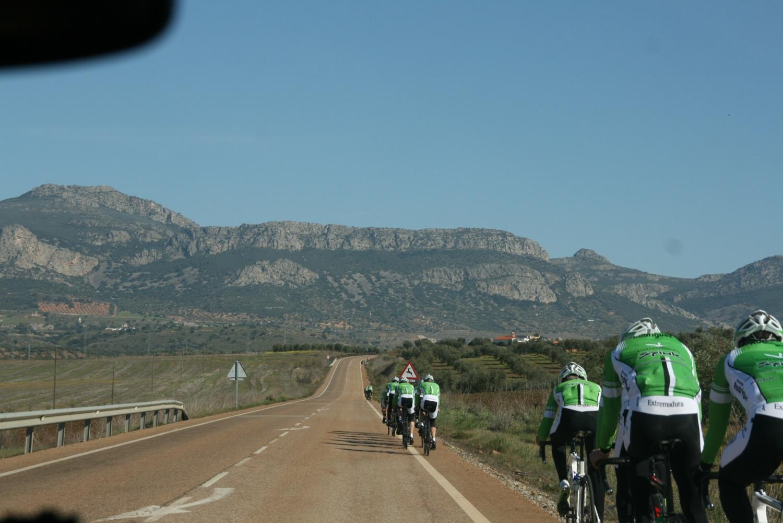 El Bicicletas Extremadura está listo para empezar la nueva temporada
