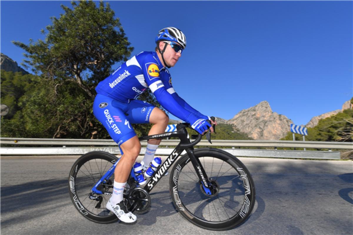 """Fabio Jakobsen: """"Sé que soy un buen esprinter, pero quiero ser más rápido"""""""