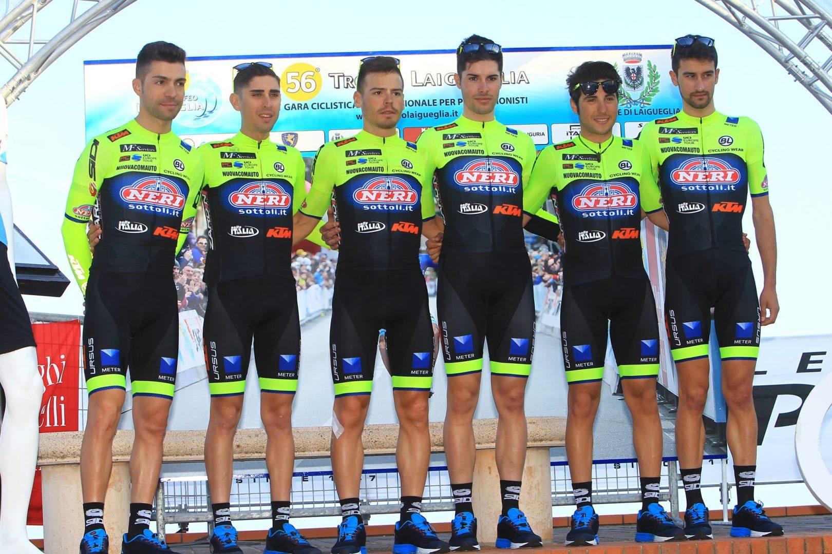 Neri Sottoli Selle Italia KTM