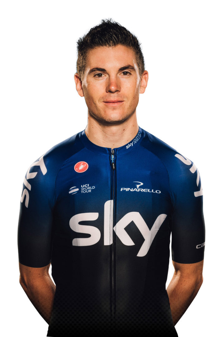 Ben Swift Sky Team 2019