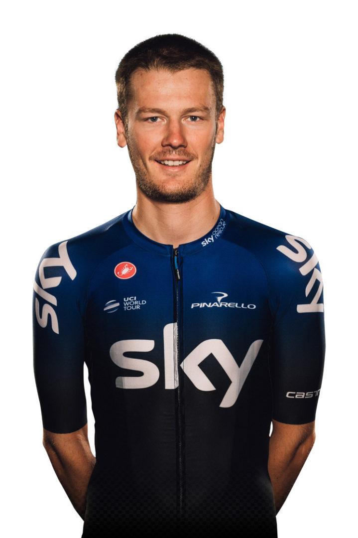 Dylan Van Baarle Sky Team 2019