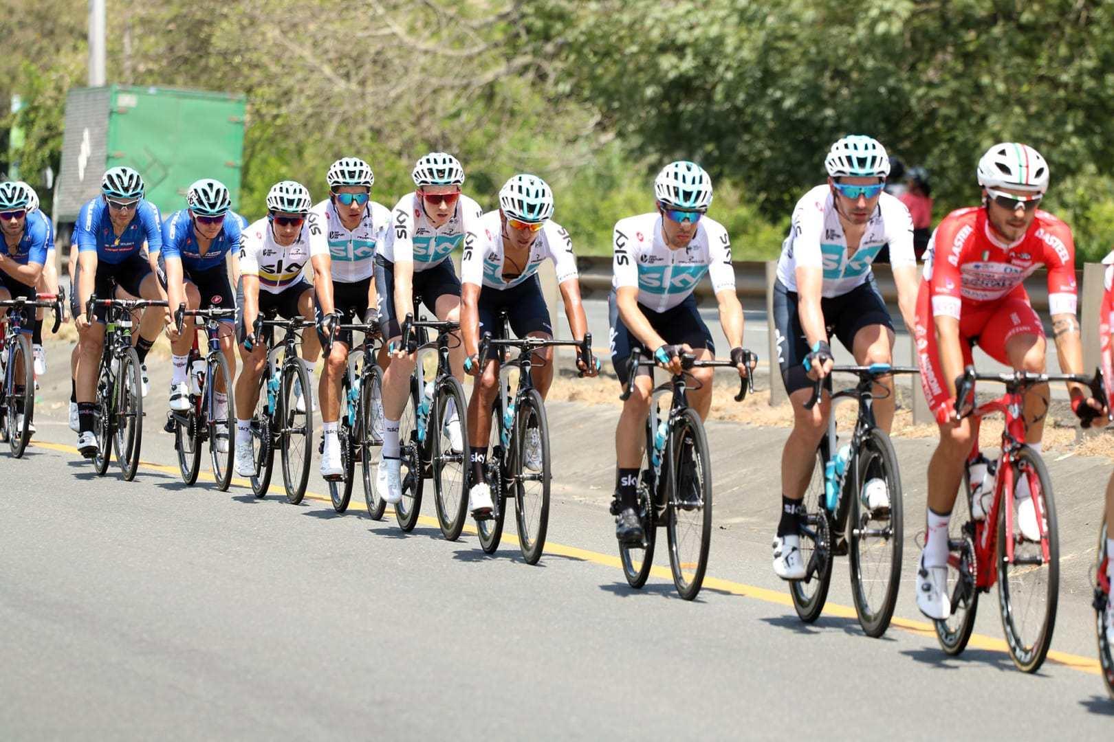 El Sky Team parte como gran favorito para el Tour de Colombia 2.1 (Foto: Tour Colombia).