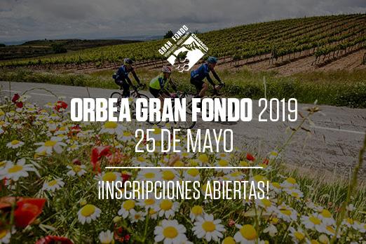 Apertura de inscripción de la Orbea Gran Fondo Vitoria Gasteiz 2019.