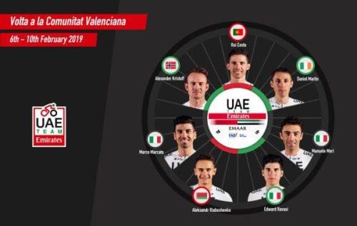 UAE Valencia